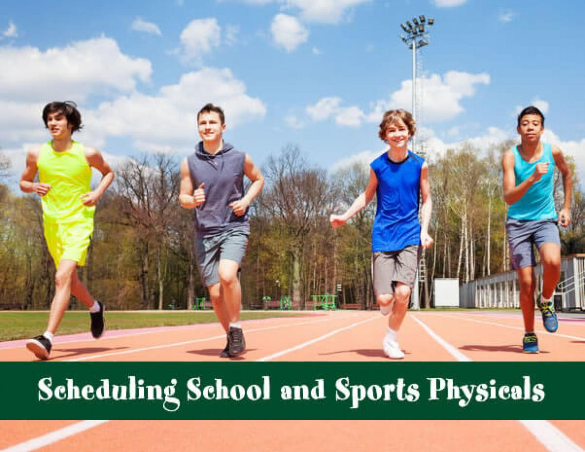 sports physicals oswego